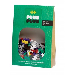Plus-Plus mini Basic  300 Pcs