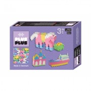 Plus-Plus box mini pastel 480 Pcs 3 en 1