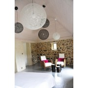 Suspension Random Light - Moooi - Blanc - 80cm