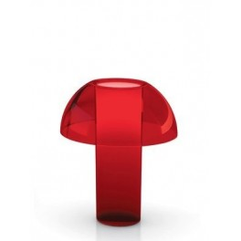 Lampe de table COLETTE- rouge - L - Pedrali