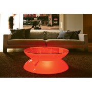 Table Basse ronde - Lounge Led Pro Accu - Moree