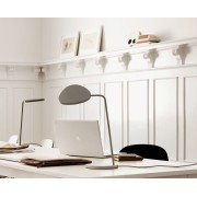 Lampe de table Leaf - Led avec variateur - gris - Muuto