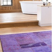 Tapis Gipsy -Violet- 300x400 cm-  Limited Edition