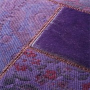 Tapis Gipsy - Violet - 170x230 cm - Limited Edition