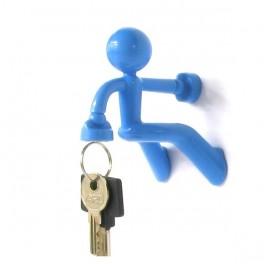 Porte clés - Key Peter - bleu - PA DESIGN