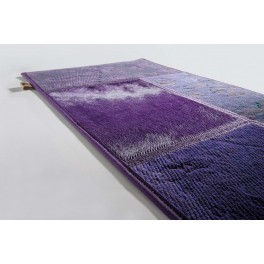 Tapis Gipsy - Violet - 200x300 cm- Limited Edition