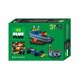 Plus-Plus box mini Basic  480 Pcs 3 en1