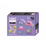 Plus-Plus box mini Pastel 220 Pcs 3 en 1