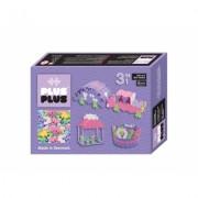 Plus-Plus box mini Pastel 220 Pcs 3 en 1