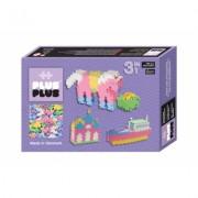Plus-Plus box mini pastel 480 Pcs 3 en 1