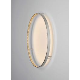 Applique Curve à led - Blanc - Ø 60 cm - Le Deun Luminaires