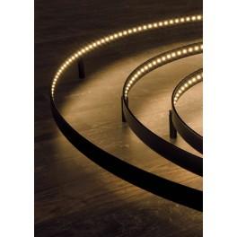 Applique Curve à Led - Noir - Ø 80 cm - Le Deun Luminaires
