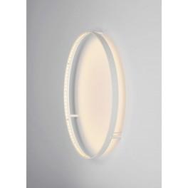 Applique Curve à Led - Blanc - Ø 80 cm - Le Deun Luminaires