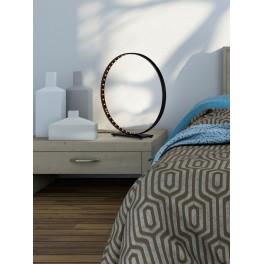Lampe Micro à leds - Noir - Ø 30 cm - Le Deun Luminaires