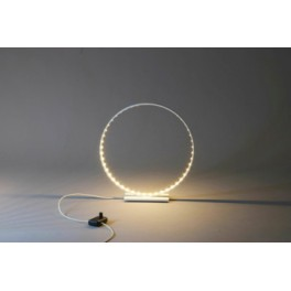 Lampe Micro à Led - Blanc - Ø 30 cm - Le Deun Luminaires
