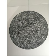 Suspension Random Light - Moooi - Noir - 110cm
