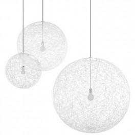 Suspension Random Light - Moooi - Blanc - 110cm