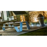 Table & bancs Hopper - Extremis