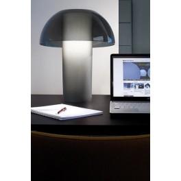 Lampe de table COLETTE - gris fumé - L - Pedrali