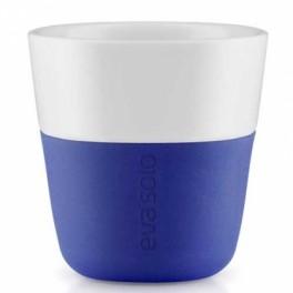 Set de 2 Tasses à expresso- bleu électrique- 80 ml- Eva Solo