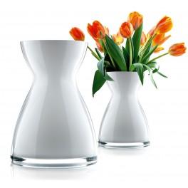 Vase Florentine - blanc - H20 cm - Eva Solo