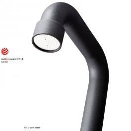 Douche noire extérieure design Soho - 01 - JEE-O
