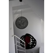 Suspension Random Light - Moooi - Noir - 80cm