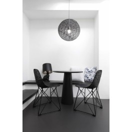Suspension Random Light - Moooi - Noir - 50cm