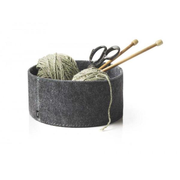 corbeille pain en feutre design new norm de menu. Black Bedroom Furniture Sets. Home Design Ideas