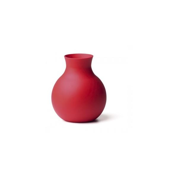 vase design rouge souple en caoutchouc de menu. Black Bedroom Furniture Sets. Home Design Ideas