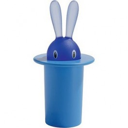 Porte cure-dents Magic Bunny -bleu- A di Alessi