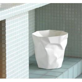 Mini Bin Bin H 25 x Ø 25 cm - blanc - Essey