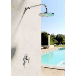 Douche extérieure inox - Waterline - SA21- Fontealta