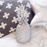Lampe Ananas argentée - Goodnight Light