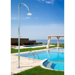 Douche de piscine inox - Origo C50 AS - Fontealta