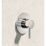 Mitigeur de douche inox - Waterline - MR1- Fontealta