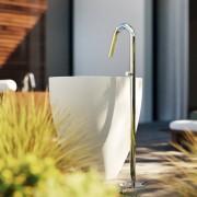 Mitigeur colonne sur pied pour vasque - Twiggy CS40 L Mix - Fontealta