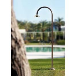 Douche extérieure en cuivre - Origo C50 R M- Fontealta