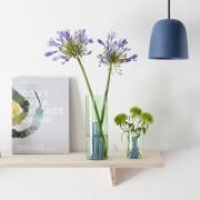 Vase reversible vert - H 24 cm - Block Design