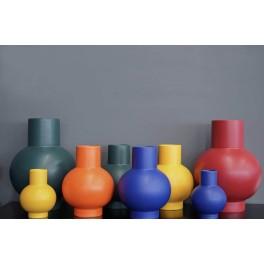 Vase Strøm Extra Large rouge - Raawii