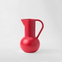 Vase-pichet Jug rouge - Raawii