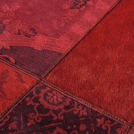 Tapis Gipsy- Rouge- Limited Edition