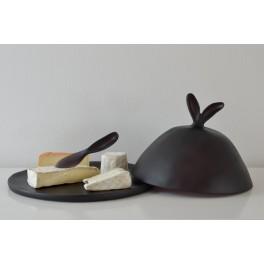 Plateau à fromage avec cloche Tina Frey Designs