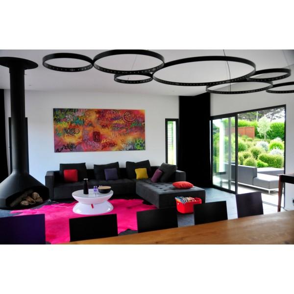 table basse design lumineuse lounge indoor de moree. Black Bedroom Furniture Sets. Home Design Ideas