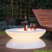 Table Basse ronde - Lounge Outdoor - Moree