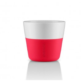 Mugs Lungo /Set de 2 - 230 ml -rose/rouge flashy-  Eva Solo