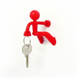 Porte clés - Key Peter - rouge - PA DESIGN